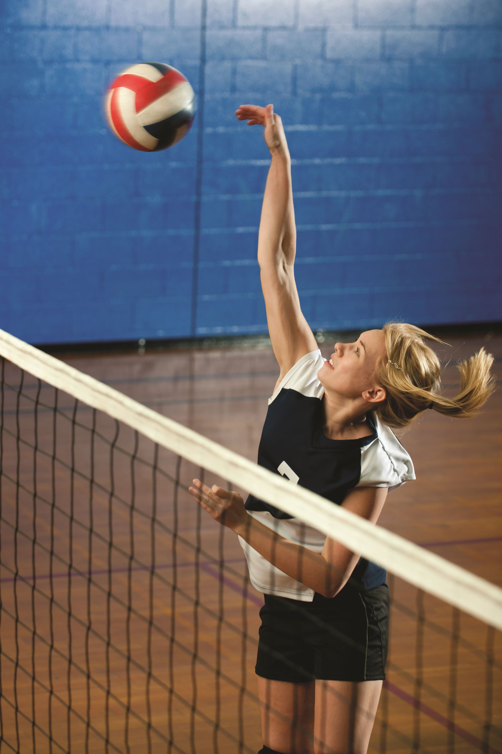 Advanced Skill Womens Volleyball