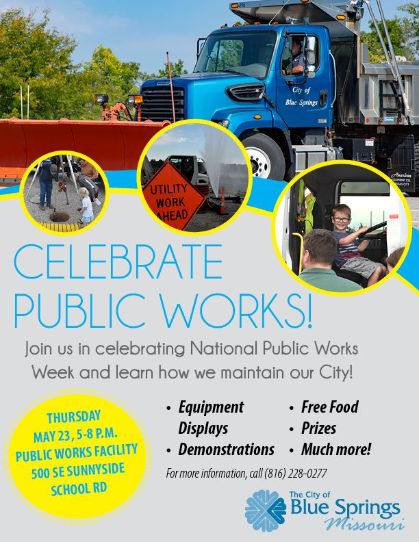 2019 Public Works Celebration Flyer