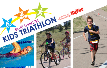 Kids Triathlon Logo