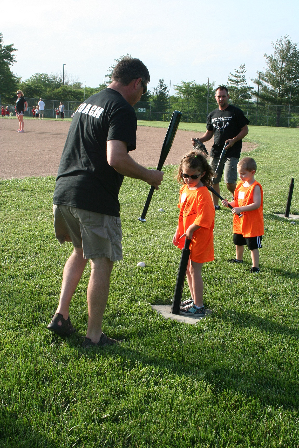 Little All Stars T-Ball