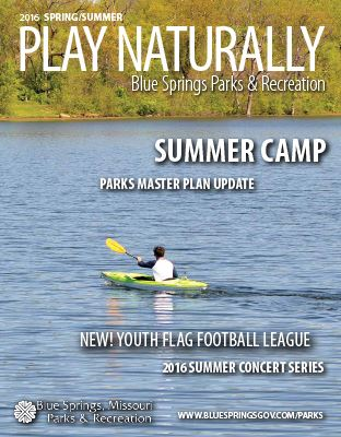 Parks Summer 2016 cover