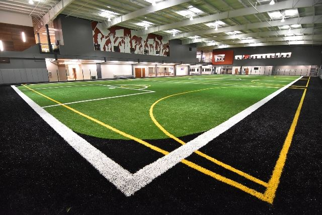 Turf Field at the Fieldhouse