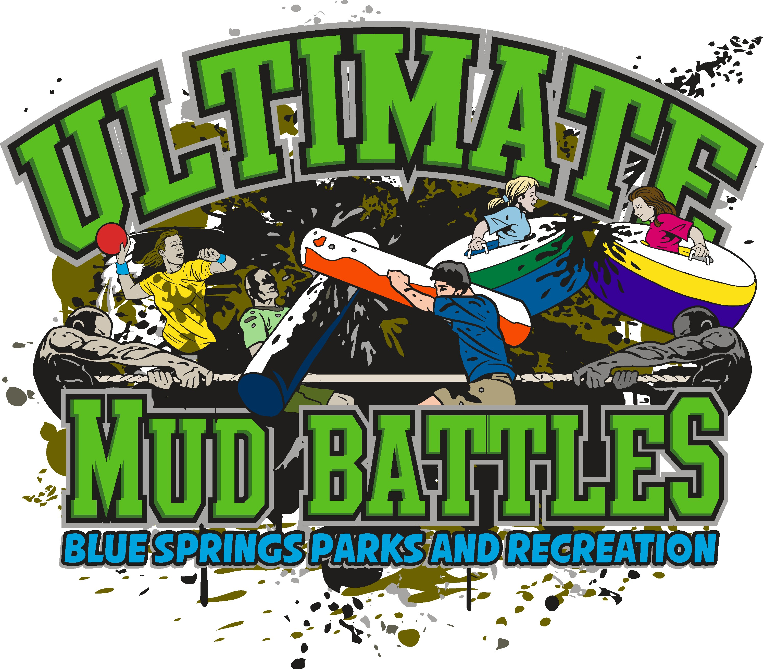 Mud Battles logo