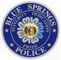 Blue Springs Police seal