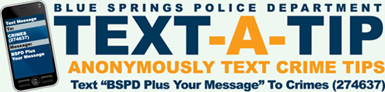 Blue Springs Text-A-TIP