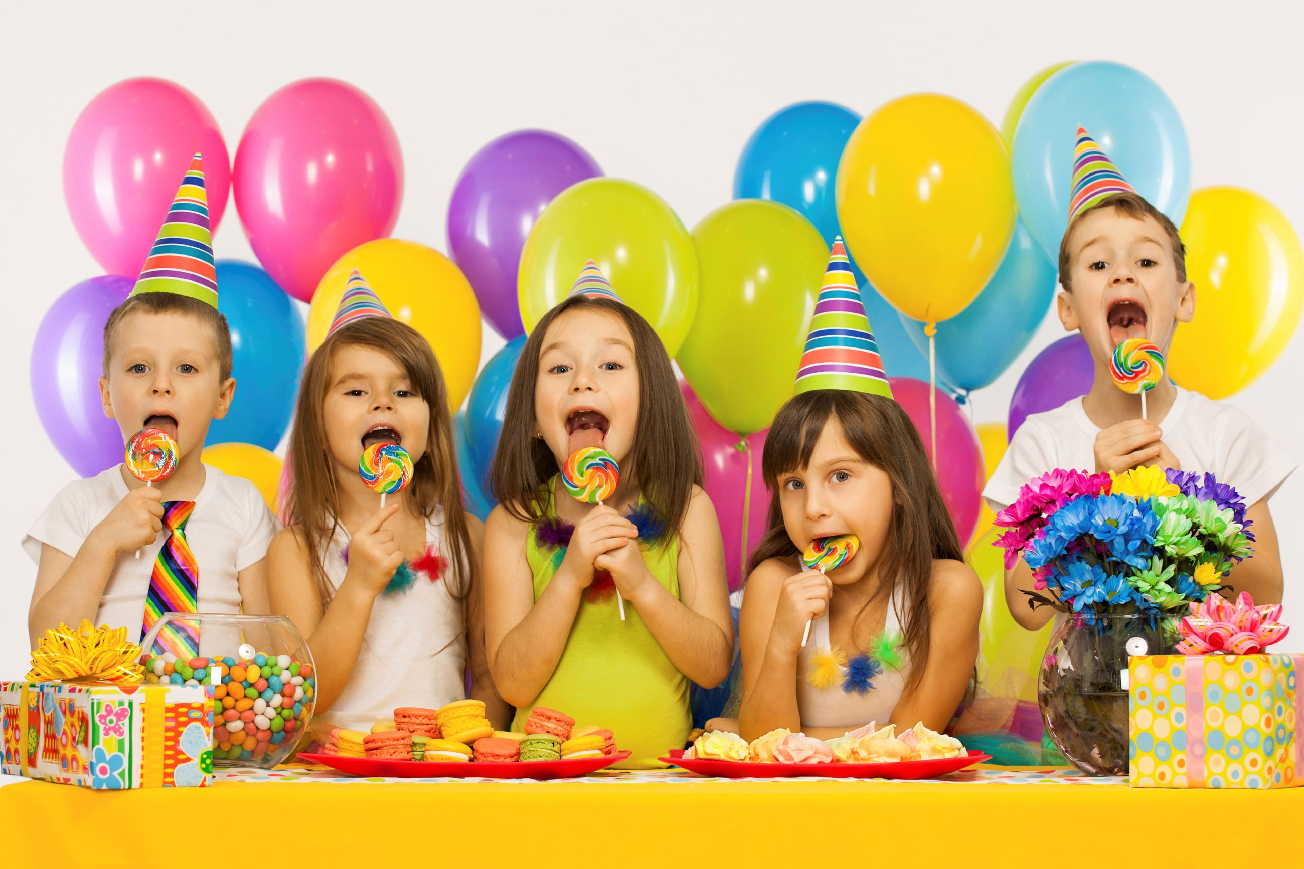 Fieldhouse Birthday Party Packages | City of Blue Springs, MO ...